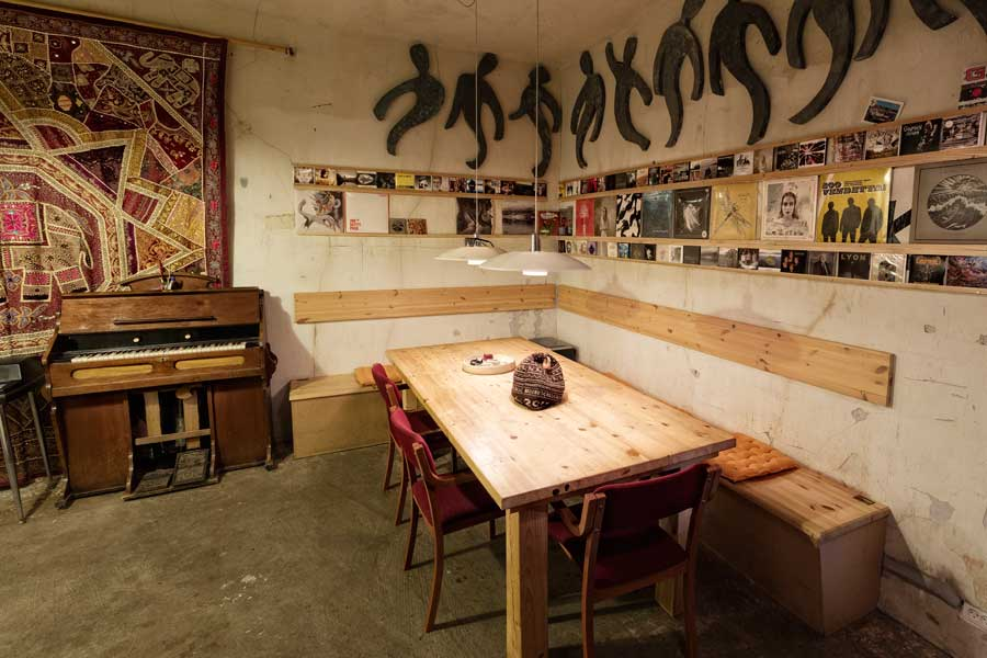 The lounge - Studio Bloch